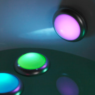 HotelSpa® Color-Changing LED Shower and Bath Spa Light
