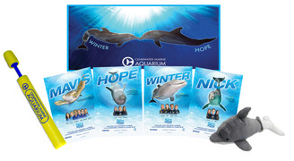 Dolphin Tale 2 Movie Combo Pack