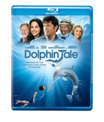 "Have you checked out the internationally recognized film Dolphin Tale? Regardless, now is your chance to own the ""The best family film to come along in a decade"", according to Dallas Morning News. This movie has universally inspired the human spirit through a remarkable story of an Atlantic bottle nose dolphin named, Winter—who never gave up and fought for her life against all odds. Play this movie to keep your family and friends entertained and motivated!"