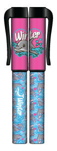 Love Winter the dolphin? Keep this ball point pen handy and show your love! ** Please note this picture displays the front and back of each pen- you do not receive two pens upon purchase**