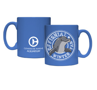 "Crazy over Winter? So are we! Pick up this ""offishial"" Winter fan mug to add some Winter flare to your drinkware collection."