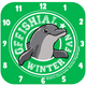 "Are you an ""offishial"" Winter fan?! Now is the TIME to create and customize your very own Winter Dolphin watch! Each Winter watch face can be combined with a colored watch band making it easy for you to mix and match. Batteries are included."