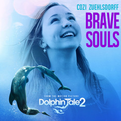 Dolphin Tale 2 Song - Brave Souls - Drop Card + Exclusive Extras