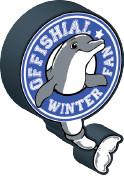 Official Winter Fan Antenna Topper