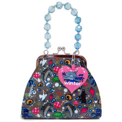 Winter & Friends Glitter Purse