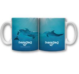 Dolphin Tale 2 W+H  Mug