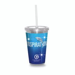 Inspiration Tumbler & Straw