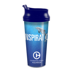 Inspiration Travel Tumbler Mug