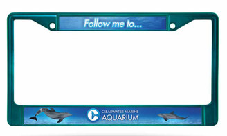 CMA Winter & Hope License Plate Frame