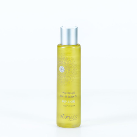 LUMINOUS Vibrational Hair & Scalp Oil