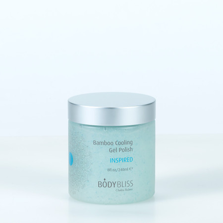 Organic Mint & Arnica Bamboo Cooling Gel Polish