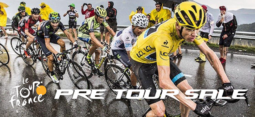 Huge Tour de France Sale up to 70% OFF