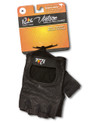 Peak Vintage Velo Gloves with packaging front detail