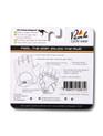 Peak Vintage Velo Gloves Packaging rear detail