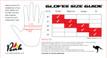 Peak Vintage Velo Gloves Size Guide