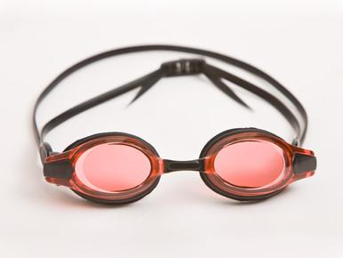 'Marina' Peak Triathlon Performance Goggle (Red)
