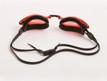 'Marina' Peak Triathlon Performance Goggle (Red) - back detail.