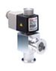 Right Angle Electric Valve NW 40 (120 VAC)
