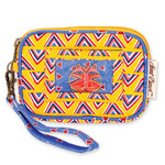 Laurel Burch Feline ID Wrislets Case Yellow LB4280F