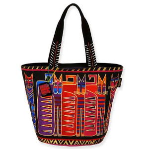Laurel Burch Egypticats Shoulder Bag LB5250