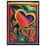 Laurel Burch Valentines Day Card VDG11639