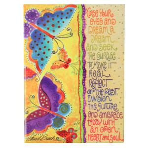 "Laurel Burch Magnet ""Dream A Dream"" MGR31405"