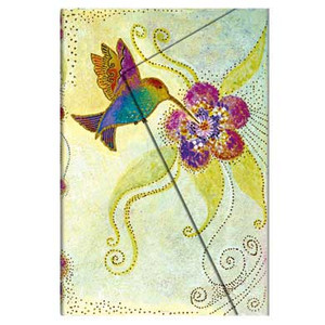 Laurel Burch Journal Hummingbird Midi  1142-2