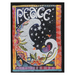 Laurel Burch Peace Christmas Cards 12 Pack N92515