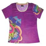 Laurel Burch Tee Shirt Carlottas Cat LBT031