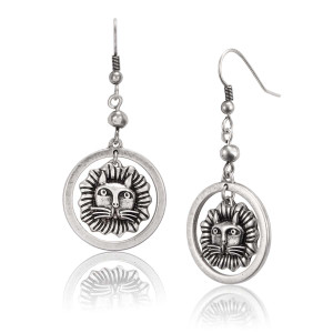 Tigre Laurel Burch Earrings 5059