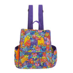 Laurel Burch Feline Tribe BackPack LB5971