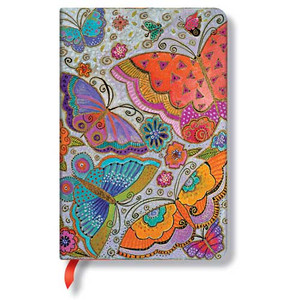 Laurel Burch Journal Flutterbyes Mini 2235-0