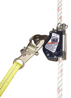 Lad-Saf™ Mobile Rope Grab with Lanyard