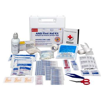 223-AN Bulk First Aid Kit, ANSI - 25 Person