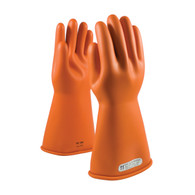 "NOVAX® Class 1 14"" Rubber Insulating Glove"