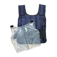 EZ-Cool® Phase Change Cooling Vest with Cooling Packs