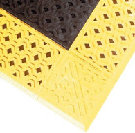 "#520 Cushion-Lok™ Perforated Series Safety/Anti-Fatigue Mats – (Wet/Dry) 42""x72"""