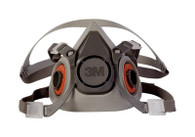 3M™ 6000 Series Half Facepiece Reusable Respirator
