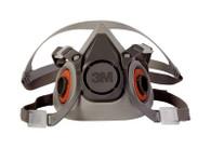 3M™ 6000 Series Half Facepiece Reusable Respirator