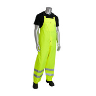 ANSI Class E Heavy Duty Waterproof Breathable Bib