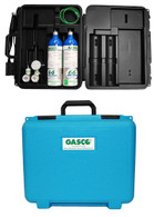 Gas Cylinder Carrying Case (Blue)