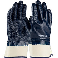 ArmorGrip® Nitrile Dipped Glove with Terry Cloth Liner, L (Per DZ)
