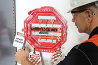 Look 'n Stop Group Lock Box