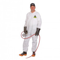 Defender Coverall, Open Wrists & Ankles, No Hood & Boot (Per CS)