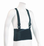 Avalon Back Belt w/ Suspenders