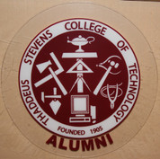 Alumni Window Cling