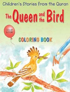 The Queen and the Bird (Coloring Book B1)