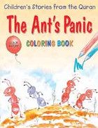 The Ant's Panic (Coloring Book B2)