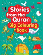 Stories from the Quran: Big Coloring Book