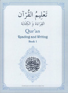 Quran Reading and Writing Book 1